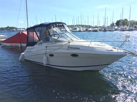 Four Winns Boats Ontario by Four Winns 258 Vista 2006 Used Boat For Sale In Lansdowne