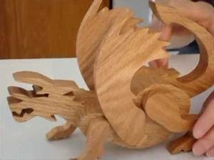 Modifying Scroll Saw Patterns to Create New Projects - YouTube