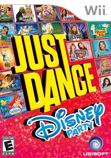 dance disney party wii ign