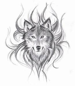 Wolf's Face by believennothing on DeviantArt