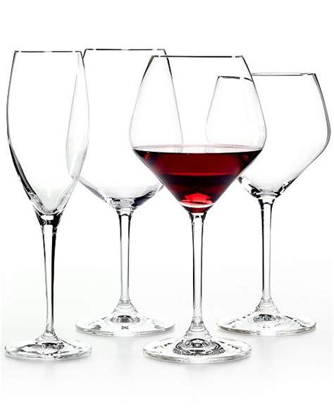riedel barware riedel to stemware collection glassware