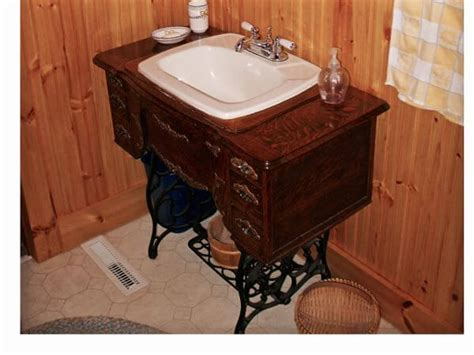 3 ways to repurpose an antique sewing machine base homejelly