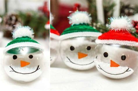 weihnachtsgeschenke basteln mit kindern weihnachtsgeschenke basteln mit kindern in der schule christbaumkugel weihnachtsschmuck diy