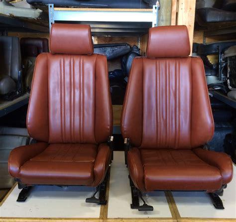 Bmw E30 Seats by Bmw E30 Custom Rebuilt Seats E30love