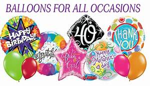 BALLOONS FOR ALL OCCASIONS - Belle Harbor Cards & More