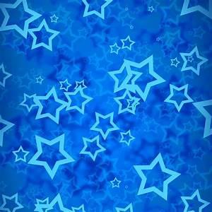 Blue Stars Wallpaper - WallpaperSafari