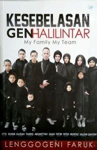 Kesebelasan GenHalilintar: My Family, My Team by