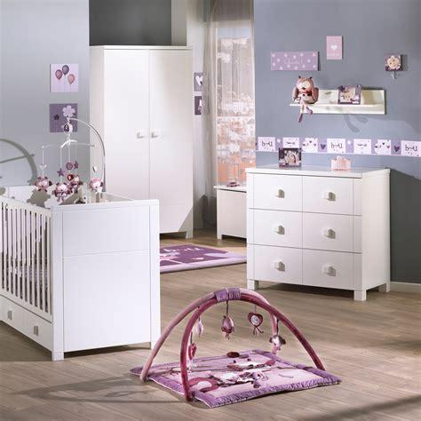 modele chambre bebe amelia une chambre de bébé complète et évolutive photo