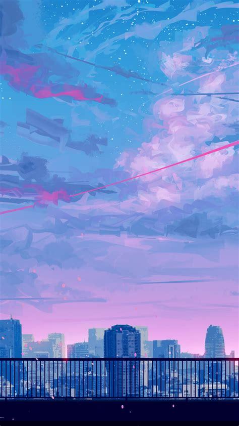 17 aesthetic anime phone wallpapers 4k
