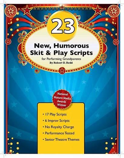 Play Scripts Performing Grandparents Skit Humorous Short