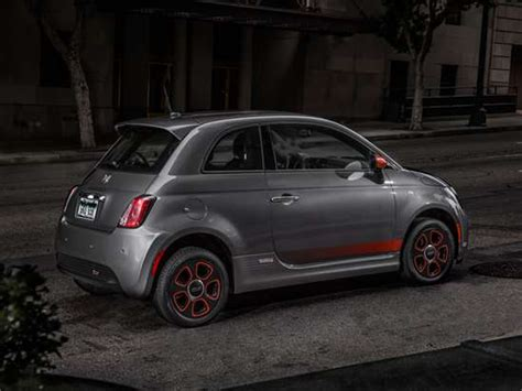 Fiat Msrp 2014 by 2014 Fiat 500e Models Trims Information And Details