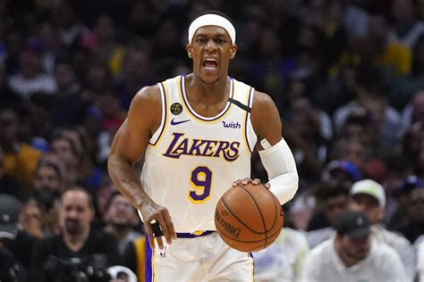 What Rajon Rondo's Injury Means for the Los Angeles Lakers