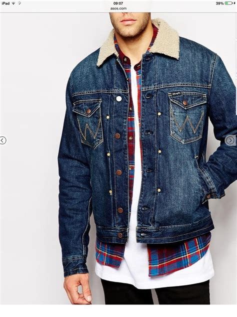 Sofas At Jcpenney by Levis Denim Jacket Good Sherpa Trucker Dark Wash At Asos Com