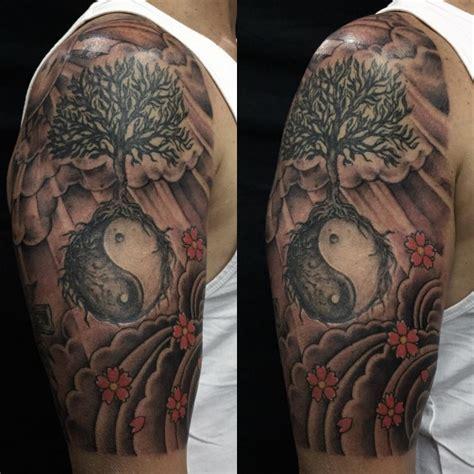 creative images  yin  tattoos