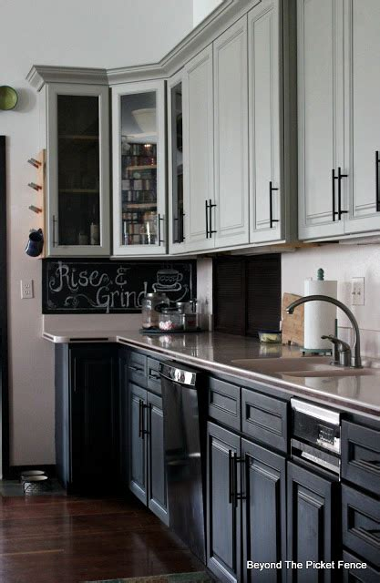 Painting Cupboards by Beyond The Picket Fence Painting Cupboards With Fusion