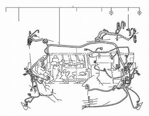 Toyota Sienna Wire  Engine Room Main  Electrical  Wiring