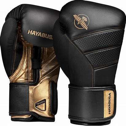 Boxing Gloves Gold T3 Hayabusa Gear Fight