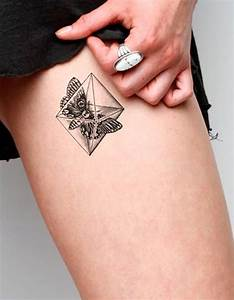 Idée De Tatouage Femme : tatouage papillon cuisse tatouage papillon 20 jolies ~ Melissatoandfro.com Idées de Décoration