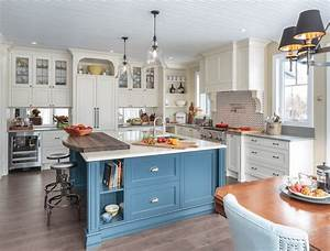 blue white kitchen ideas kitchen and decor With kitchen colors with white cabinets with metal panel wall art