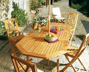 Table En Teck Jardin : table de jardin en teck photo 5 10 table de jardin en ~ Dailycaller-alerts.com Idées de Décoration