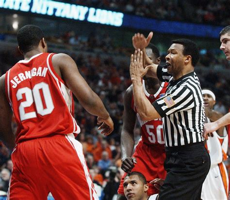 ncaa basketball referees instructed  call