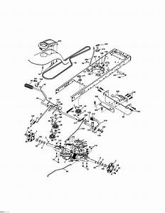Craftsman Model 917287480 Lawn  Tractor Genuine Parts