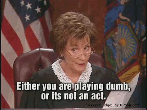 Judge Judy Memes - 12 times judge judy was the spiciest judge on tv playbuzz