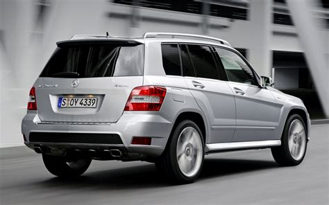 mercedes benz glk class amg styling wallpapers