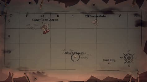 Rowboat Locations Sea Of Thieves by How To Get Started In Sea Of Thieves How To Begin Your