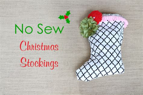 no sew christmas crafts all created
