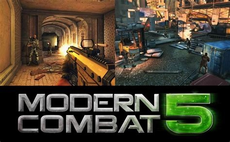 modern combat 5 will feature squads and chat in