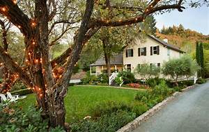 SB Digs The Farmhouse In Sonoma Wine Country
