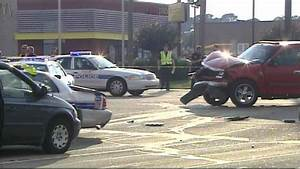 Woman steals police car in Fayetteville, crashes into 3 ...