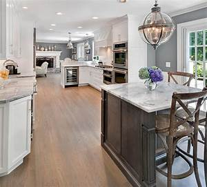 Timeless Grey and White Kitchen 278 1487