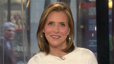 hair style meredith vieira s leaves nbc s today show as