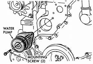 1998 Dodge Durango Engine Diagram Water Pump Rep  Dodge  Auto Wiring Diagram