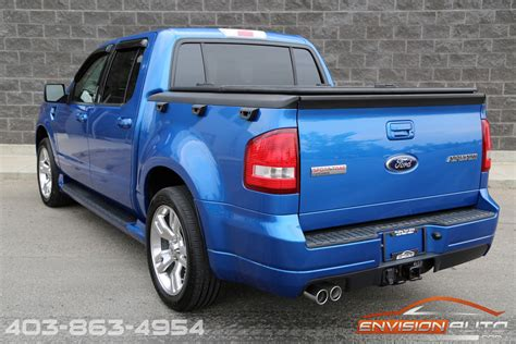 ford sport trac adrenalin awd  owner envision auto
