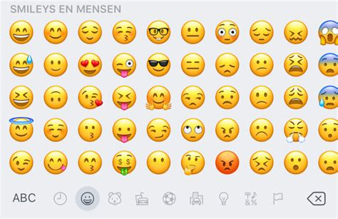 ios  beta  bevat meer   nieuwe emoji