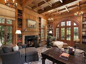 Luxury Home Libraries Worth Studying - Sotheby's