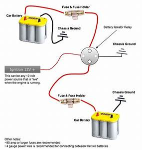 Club Car 4 Battery Wiring Diagram Picture
