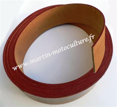 Courroie Plate 80x3 Plis  Martin Motoculture