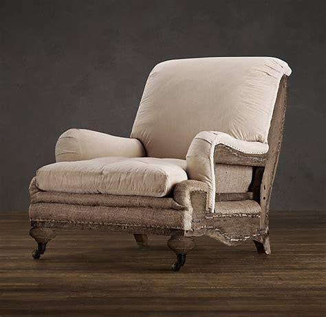 sofa chair restoration hardware restoration hardware
