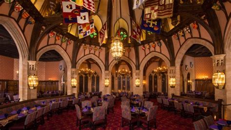 Just Confirmed Cinderella's Royal Table To Close For