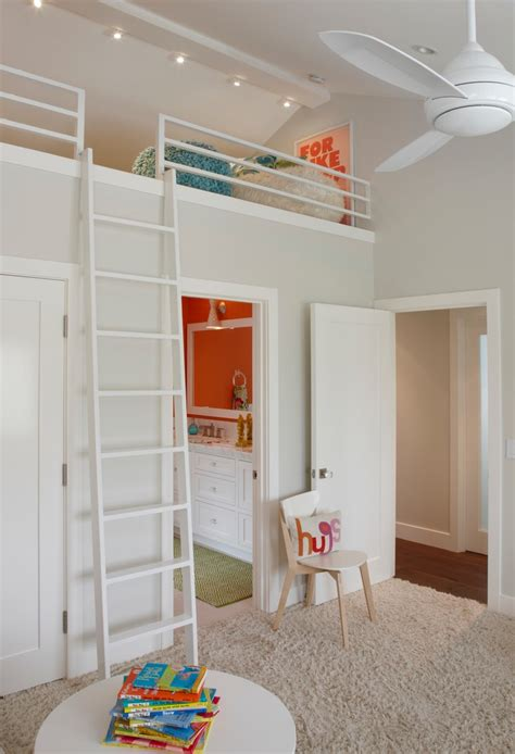 chic  lovely loft beds  teenage girls decohoms