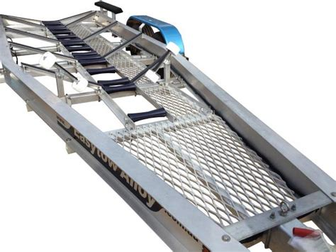 Boat Trailer Walkway by Ideal For Shallow Rs Or Launching Alloy Mesh A