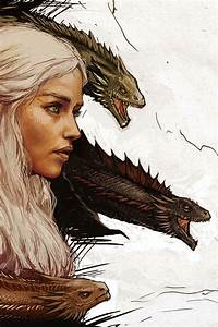 Mother-Of-Dragon-Wallpaper-iPhone.jpg (640×960) | Games of ...