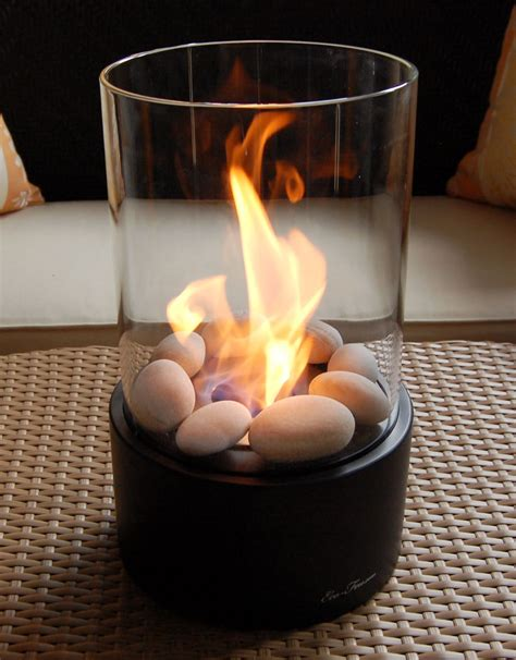 Tabletop Fireplace Gel Fuel Home Decor Pinterest