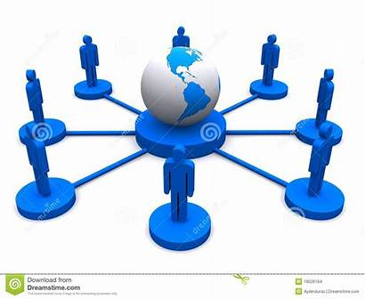 Network Connection Global Dreamstime