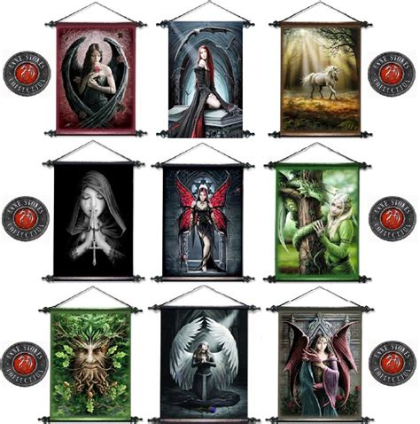 Anne Stokes Gothic Wall Scroll Hanging Picture Poster. Orange Decorative Accents. Restaurant Decorating Ideas. Decorative Return Air Filter Grille. How To Start A Interior Decorating Business. Vip Decor. Burnt Orange Decor. Room Lighting Ideas. Decorative Door Mats
