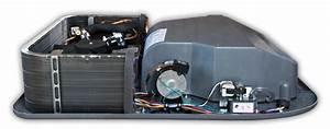 Coleman Mach 8 47203b879 Rv Rooftop Air Conditioner  Black